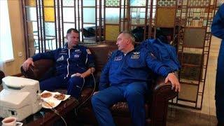 SOJUS-NOTLANDUNG: Russland setzt bemannte Raketenstarts aus