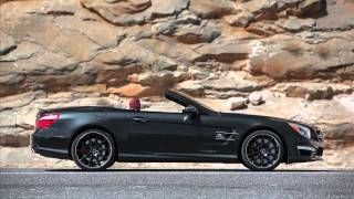 mercedes-benz sl63 amg top gear