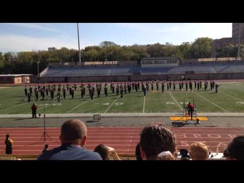 McPherson High School marching band