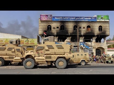 61 combatants killed in clashes in Yemen's Hodeida
