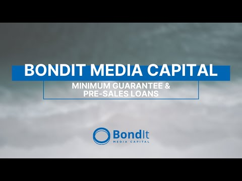 BondIt - Minimum Guarantee / Pre-sales Loans