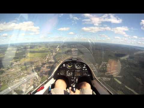 Prova segelflyg (HD 1080p)