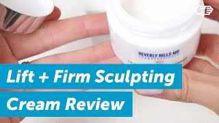 Beverly Hills MD Lift + Firm Sculpting Cream Review   HighYa