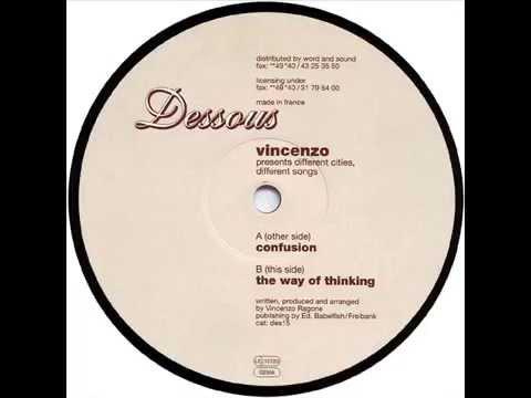 Vincenzo  -  Confusion