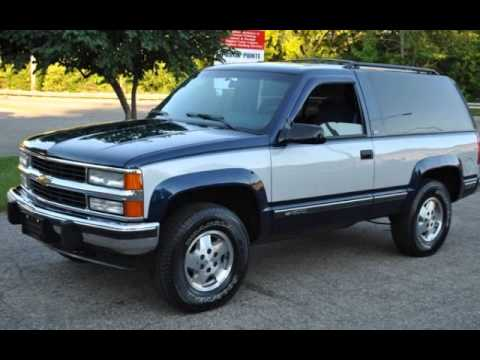 1994 Chevrolet Blazer Silverado KBlazer for sale in ...