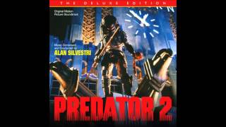 Predator 2 (OST) - Tunnel Chase