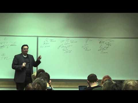 Brandon Sanderson's 321 Class - Lecture 2