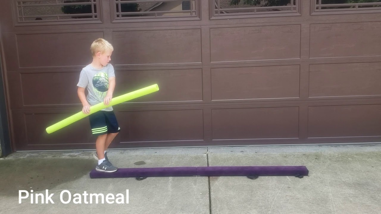 Balance Beam Twist