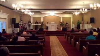Ministerio Cristo Puede (hna Eliza 2)