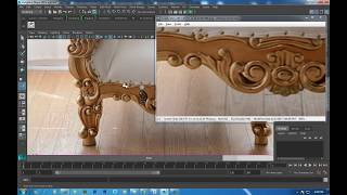 carving modeling in maya | classic modeling tutorial | Modeling Ornamental