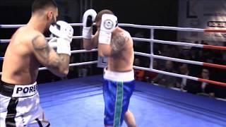 Igor Porębski vs Mikalai Trukhan (28/01/2018)