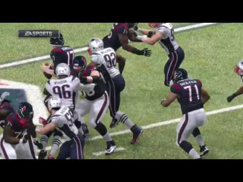 Madden 17 Ultimate Team Journey AFC South How to beat the Houston Texans solo challenge