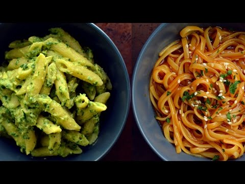 9 Vegan Pasta Recipes (College Students)