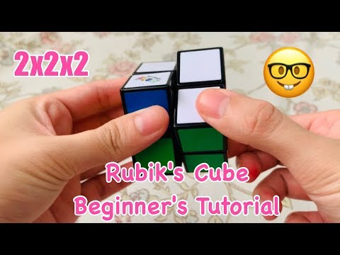 How to solve 2x2 rubik's cube: Easiest Tutorial (Tagalog Version)