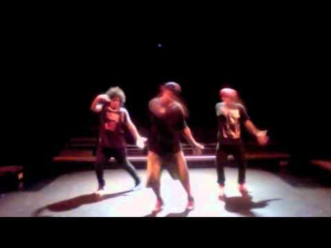 HumbleGROUNDZ Present: JP Choreography-Suffocate By J.Holiday