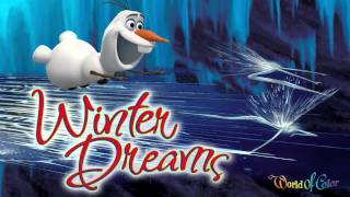 "World of Color Winter Dreams 2013 ""Let it Go"" Soundtrack"