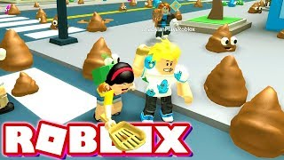 Please, Pick Up After Your Dogs!! - Roblox Scooping Simulator with Gamer Chad - DOLLASTIC PLAYS!