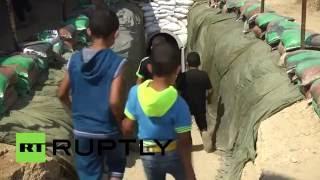 حماس تكشف عن أحد أنفاقها