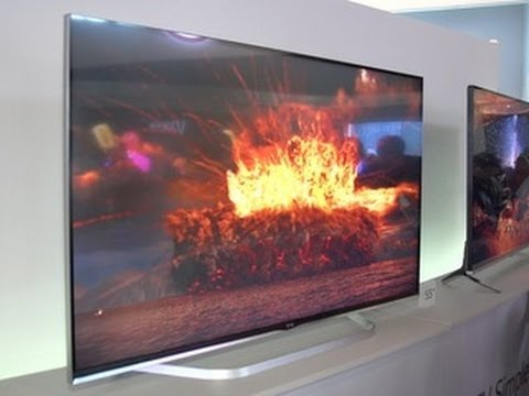 Download LG LB7200 is an LED TV with a nifty design