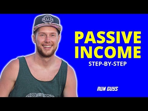 #1 Affiliate Marketing PASSIVE INCOME Guide For Beginners 2020