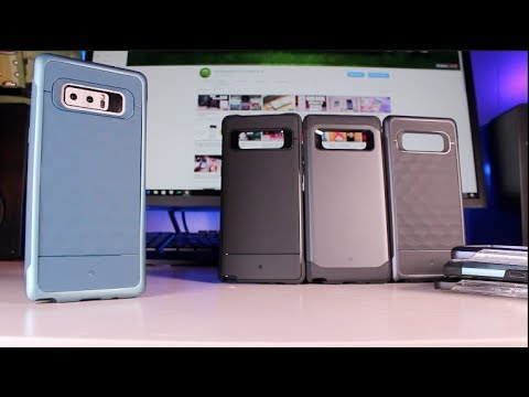 Best Thin Case For The Galaxy Note 8?!