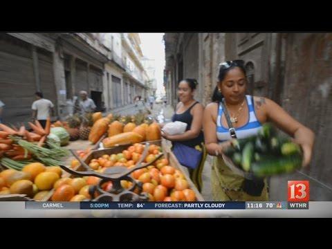 Cuba Rediscovered: Tourism money