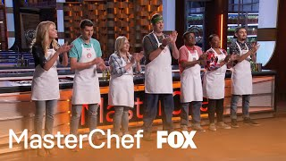 The Families Arrive At The Kitchen | Season 10 Ep. 21 | MASTERCHEF