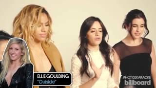 Karaoke con Fifth Harmony