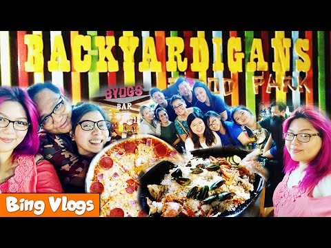 FOOD TRIP WITH THE FAMILY! (March 16, 2017) | Bing Vlogs