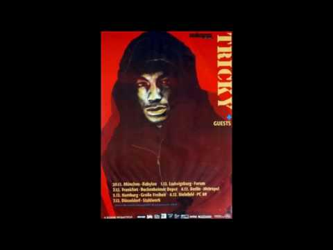 tricky - live - 11 nov. 1996 - l'olympia, paris