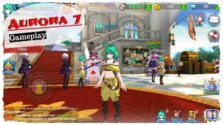 Aurora 7 Gameplay Android | New Mobile Game