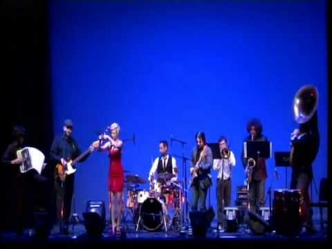 Black Masala Live @ The Kennedy Center December 21st 2012 Part 1