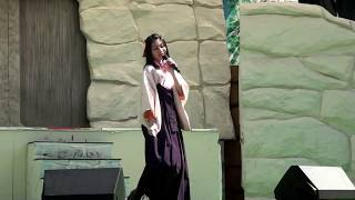 2018.03.17 ☆よみうりランド・太陽の広場ステージ こけぴよオリジナル春曲『サクラ×ストリート』