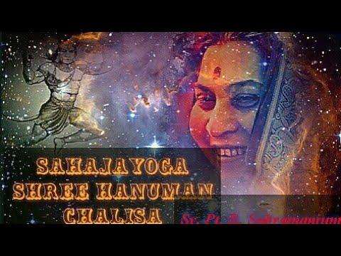 Sahajayoga Shree Hanuman Chalisa With Lyrics