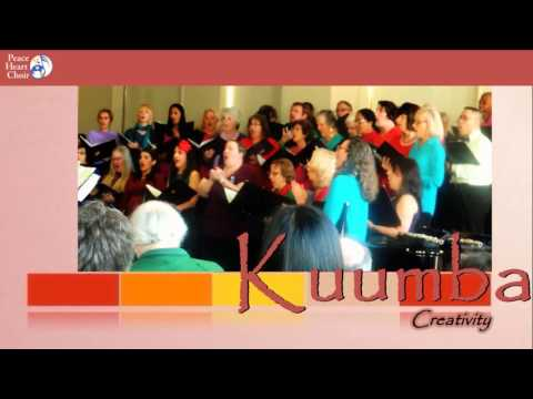 Seven Principles (w/lyrics, in Swahili/English) - Peace of Heart Choir [Live][HD]