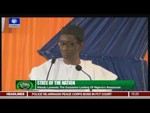 Ribadu Laments Excessive Looting Of Nigeria's Resources
