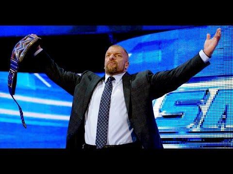 The Wrestling Rundown 89 - Blood, Sweat and Tears & WWE Champion