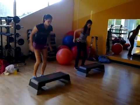 Bojana Jovanovski Tennis Fitness