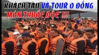 Du khách Trung Quốc tràn ngập Hạ Long với TOUR DU LỊCH 0 ĐỒNG - Sẽ nếm trái đắng!