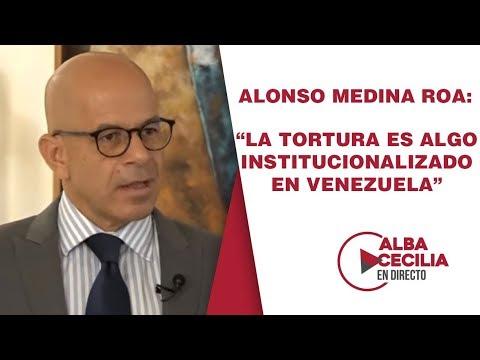 Alba Cecilia en Directo - Entrevista al Especialista en DD.HH. Alonso Medina Roa
