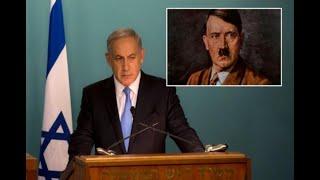 Primer ministro de Israel exculpa a Hitler de haber ideado el Holocausto