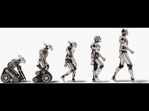 The Progress of Robot Technology Documentary | Robot Compute
