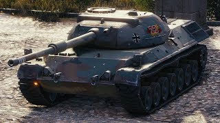 World of Tanks Leopard Prototyp A - 5 Kills 10,9K Damage