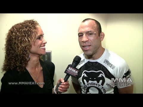 UFC 139's Wanderlei Silva Says He Did Cung Le A Favor + Gave Him A Better Nose For  Movies