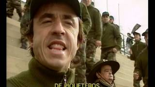 Los Reclutas con Osvaldo Laport - Videomatch
