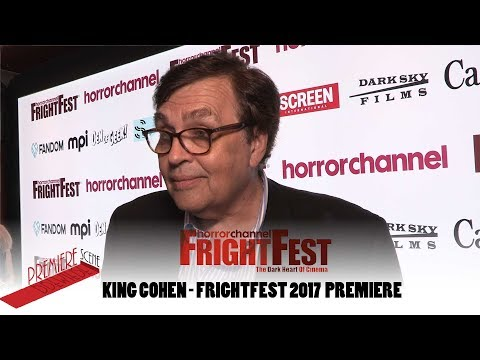 Steve Mitchell - King Cohen: The Wild World of Filmmaker Larry Cohen - FrightFest 2017 Premiere