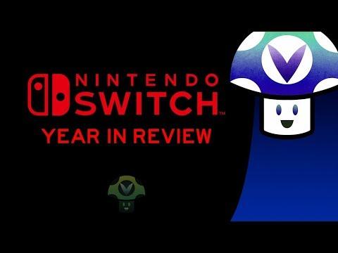 [Vinesauce] Vinny - Nintendo Switch: Year in Review
