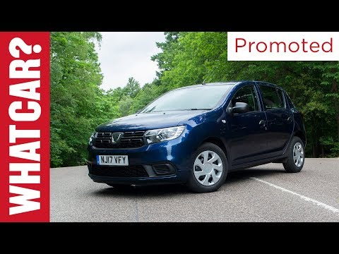 Promoted: Dacia Sandero – What Car?'s Best Small Car under £12,000 award