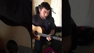 She Got The Best of Me - Luke Combs cover