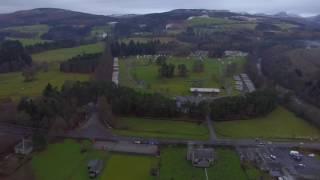 Blair Atholl Drone 28th December 2016